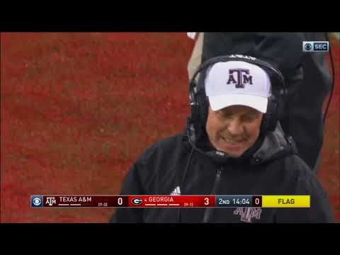 Texas A&M Vs Georgia 2019 - No Huddle