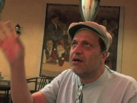 "Capturing Carmine: ""Mean Streets & Shower Sandwiches"""