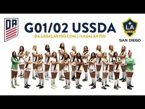LAGSD GU16/17 Academy v LA Premier FC