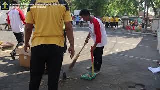 Kanwil Jateng Bersih - Bersih Masjid