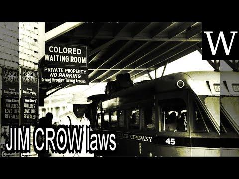 JIM CROW laws - WikiVidi Documentary
