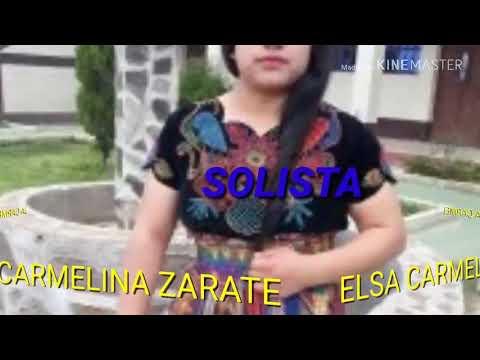 SOLISTA ELSA CARMELINA ZÁRATE LA SEGUNDA GRABACIÓN NO DESMAYOS VOL 2