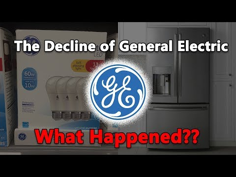 The Decline of General Electric...What Happened?
