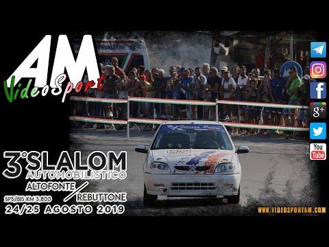 Cannino Rosario PSG 3° Slalom Altofonte Rebuttone HD