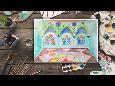 Видео уроки изобразительного искусства в школе