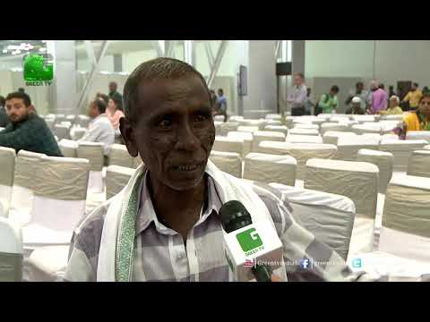 Krishna Patel, Farmer from Chhatisgarh In Organic World Congress 2017 On Green TV