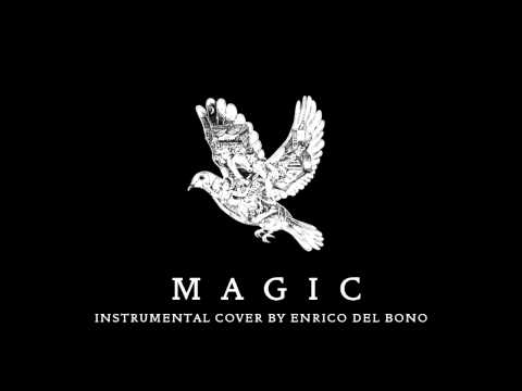 Coldplay - Magic - Official Instrumental (cover By Enrico Del Bono)
