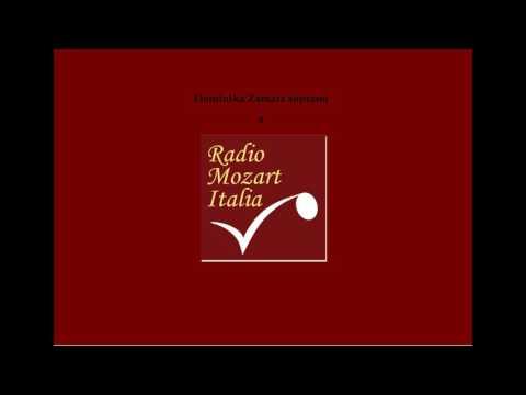 Radio Mozart Italia, Dominika Zamara