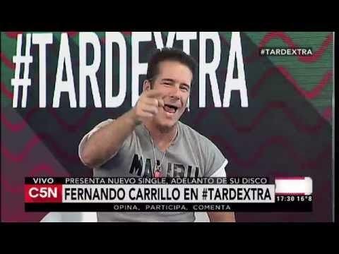 C5N - TardeXtra: la visita de Fernando Carrillo