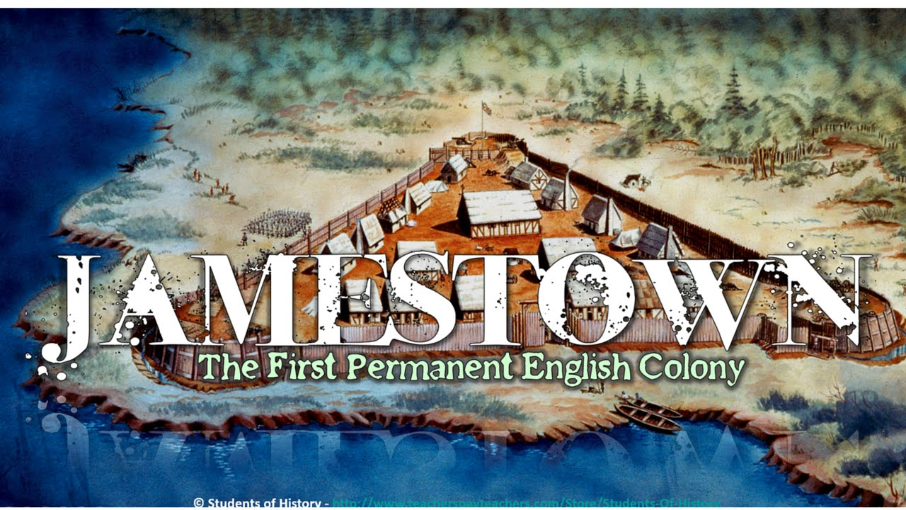 A history of the establishment of the first english colonies in the new world