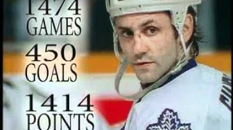 The OFFICIAL Doug Gilmour Tribute