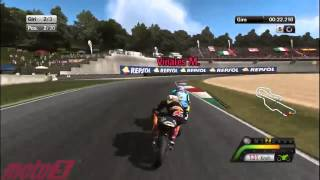 MotoGP 13 PC - Gameplay ITA - Carriera Classe Moto 3 - Mugello GP Italia - Gara #05