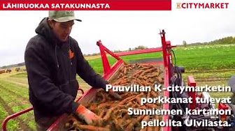 Uploads from K-citymarket Pori Puuvilla - YouTube db0957cf08