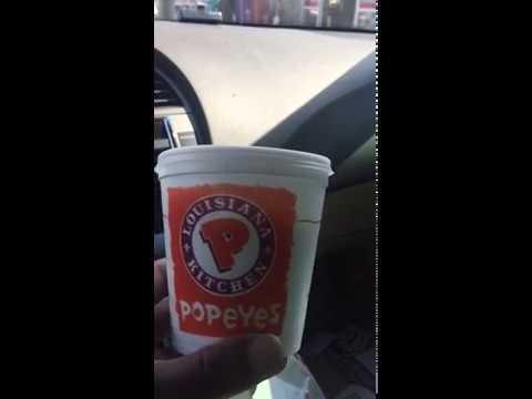 Popeyes Louisiana Kitchen - 4 Dollar