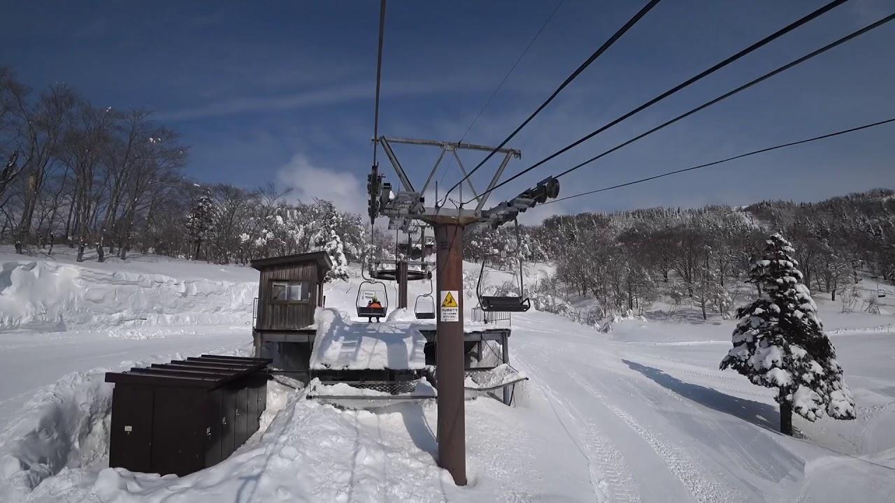 温泉 スキー 場 網張