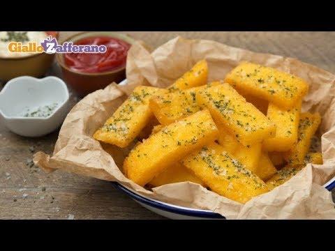 sale retailer ad646 70219 Polenta chips - Ricetta in 1 minuto