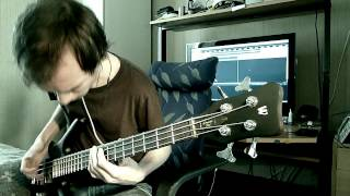 No Chump Love Sucker - Red Hot Chili Peppers - Bass Cover