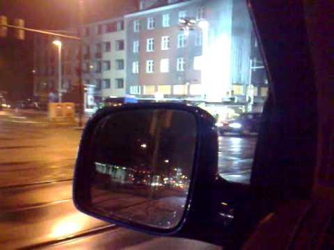 Hannover - Cafe ausgebrannt, THW bei der Arbeit