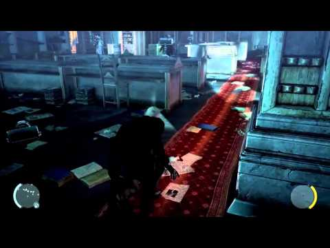 Hitman Absolution Video Game, Instincts Of An Assassin  HD - Video Clip - Game Trailer - Game Video
