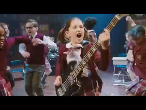 School Of Rock The Musical Official Trailer Youtube