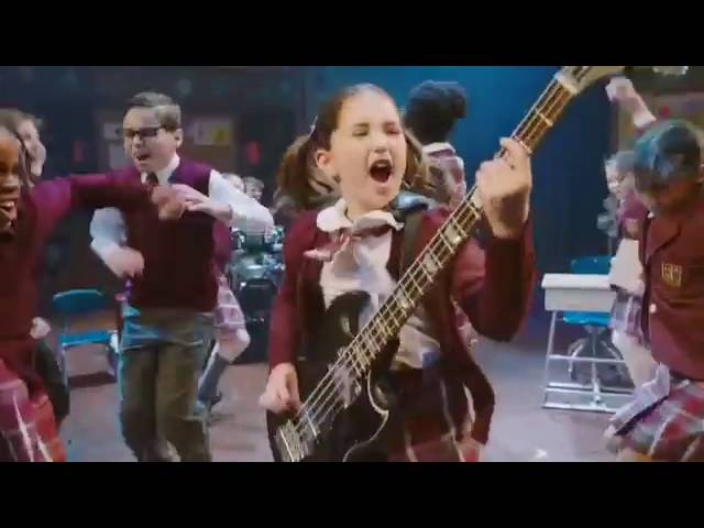 School of Rock The Musical | Official Trailer