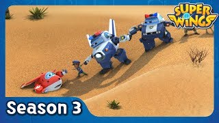 Missing in Morocco | super wings season 3 | EP29