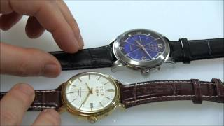 CCCP Timepieces With Restored Russian Slava Watch Movements