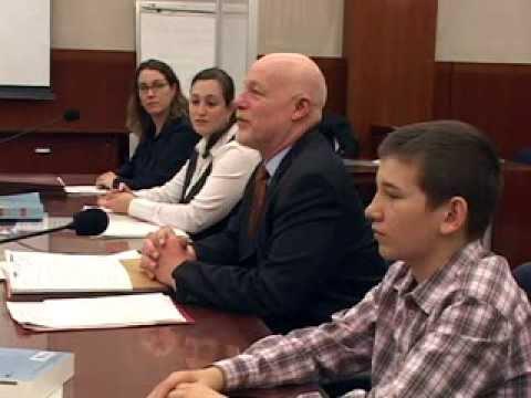 Juvenile Delinquency Court Orientation