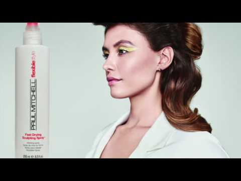 Flexible Style Fast Drying Sculpting Spray - Paul Mitchell - Chic Mix