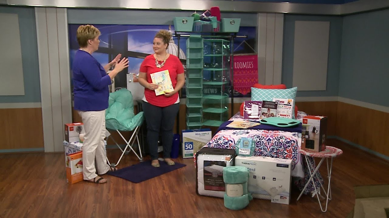 the morning show dorm room ideas from bed bath and