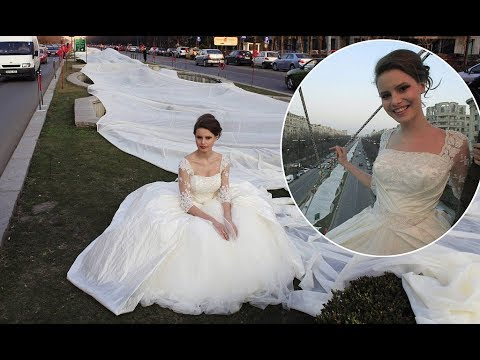 456fc17adde The Ugliest Wedding Dresses Ever - YouTube