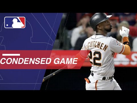 Condensed Game: SF@LAA - 4/20/18