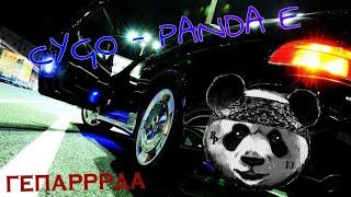 МЫ БЕЖИМ С ТОБОЙ КАК БУДТО ОТ ГЕПАРДА  / ЭТУ ПЕСНЮ ИЩУТ ВСЕ/ CYGO - PANDA E