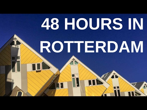 Things To Do In Rotterdam | VLOG5