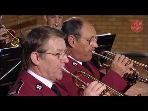 Hendon Band perform Go Down, Moses from their CD A Walk on the Light Side