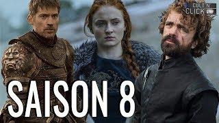 Game of Thrones : Le casting parle de la saison 8 (et de la fin)
