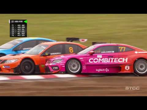 STCC 2016. All Crashes and Fails
