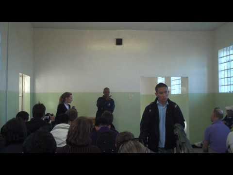 Robben Island - Tour Guide Jama.mp4