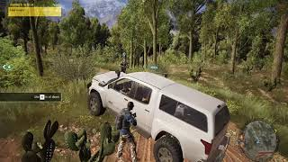 Wildlands: (18 Yrs, and Older ONLY - Military Combat & NPC Swearing) - Seeking Out Evil & Co