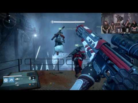 Destiny: Rise of Iron LIVE at Gamescom