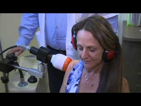 Orthopedic Shockwave treatment - Dayan clinic