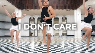 I Don't Care - Ed Sheeran & Justin Bieber (Dance Video) | @besperon Choreography