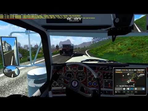 Euro Truck Simulator 2 Voyage TSM | Convoi Exceptionnel Nucléaire ! [NC] #6