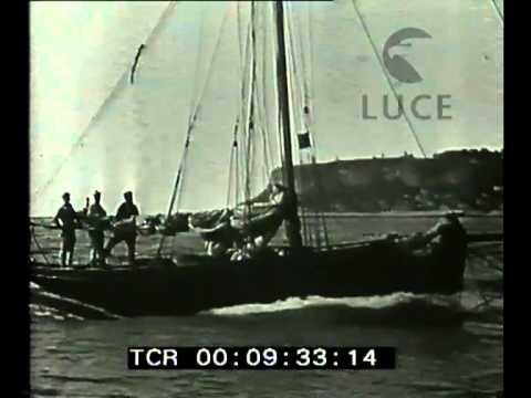 A Le Havre ritorna il navigatore solitario Gerbault