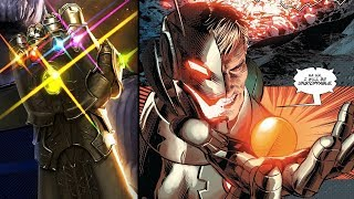 All the Infinity Stones and The Powers They Grant - Marvel Comics Explained