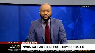 Coronavirus I Zimbabwe confirms 2  COVID-19 cases