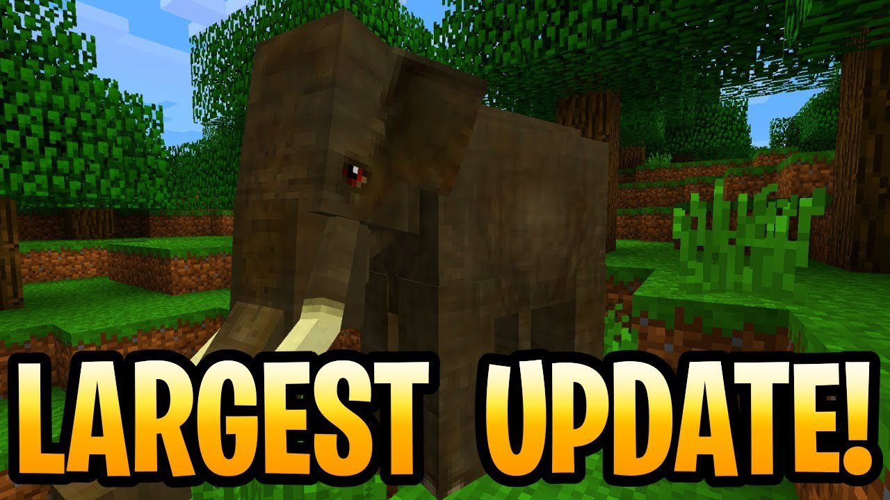 Minecraft Big Updates Are Coming! New Mobs & Features ...