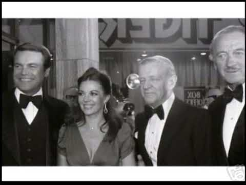 Robert Wagner, Natalie Wood and Pearl Bailey on Merv Griffin, January 1978  only