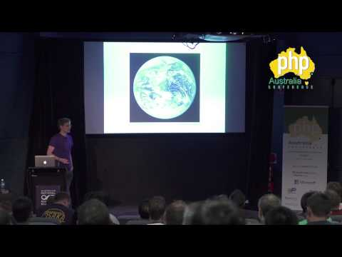 PHP Australia Conference 2015 - DESIGNING HTTP INTERFACES AND RESTFUL WEB SERVICES