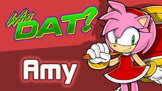 Amy Rose - Who Dat?